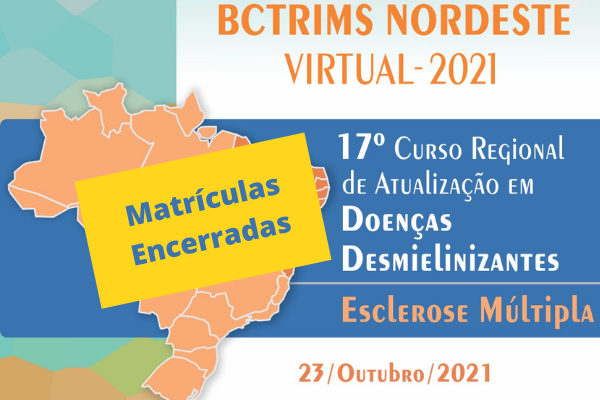 Curso para BCTRIMS NORDESTE VIRTUAL 2021